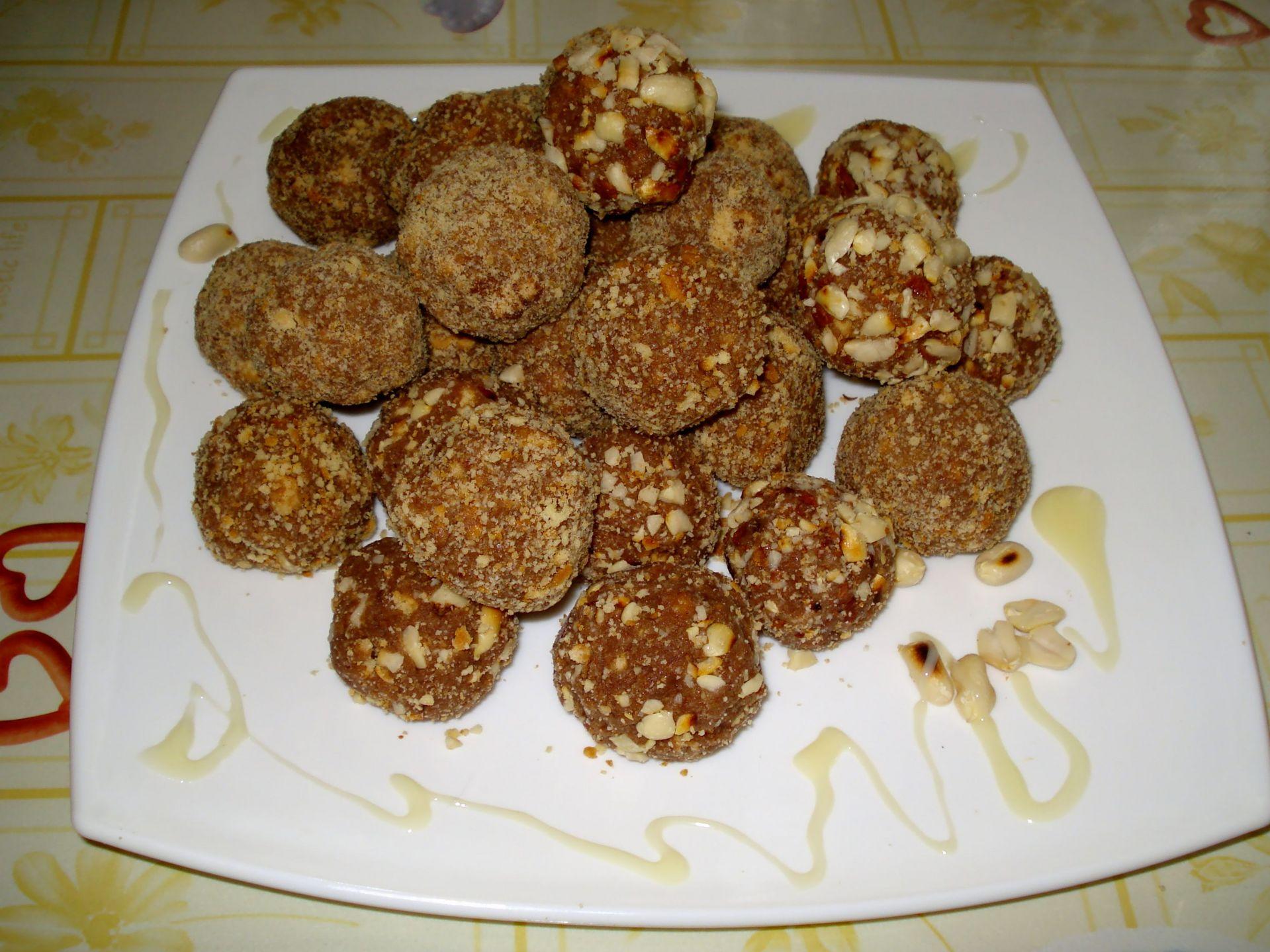 рецепты из черствого печенья