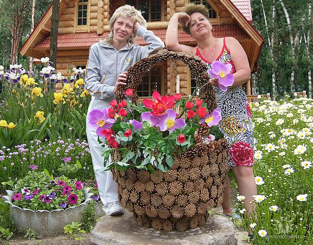 Изделия своими руками для сада и огорода фото