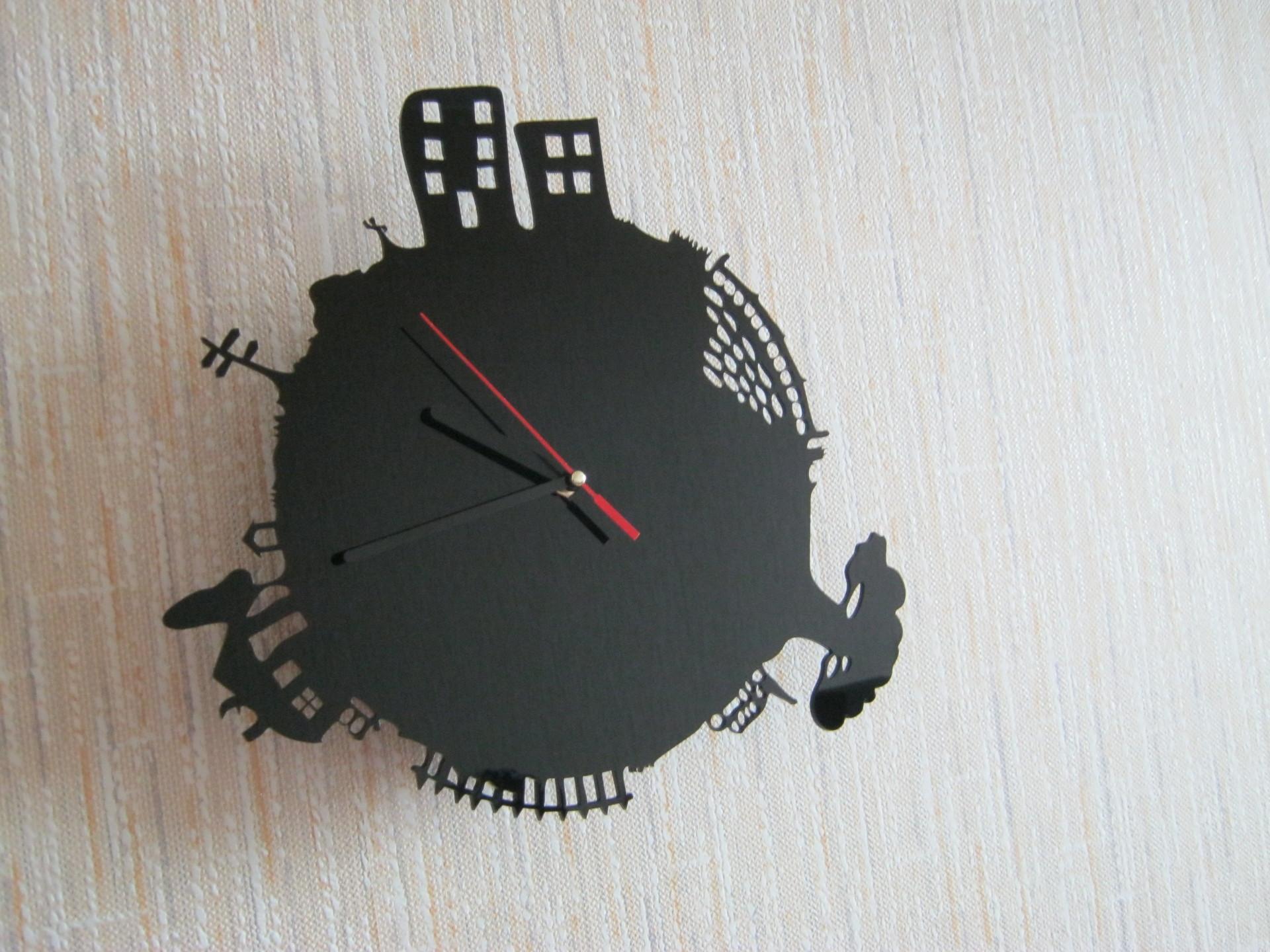 Часы из металла своими руками 707