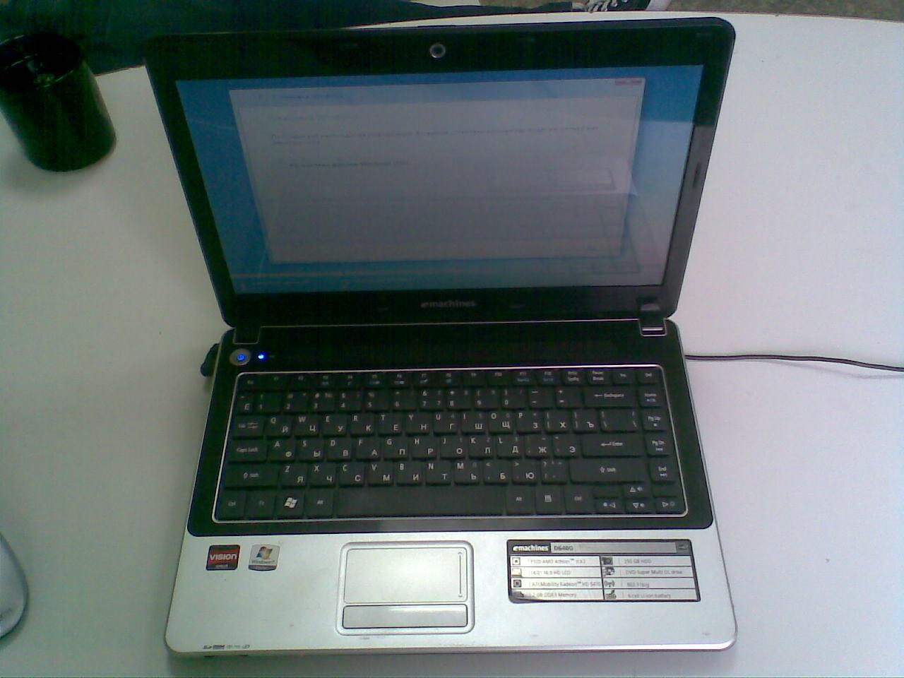Ноутбук acer как сделать фото на веб камеру