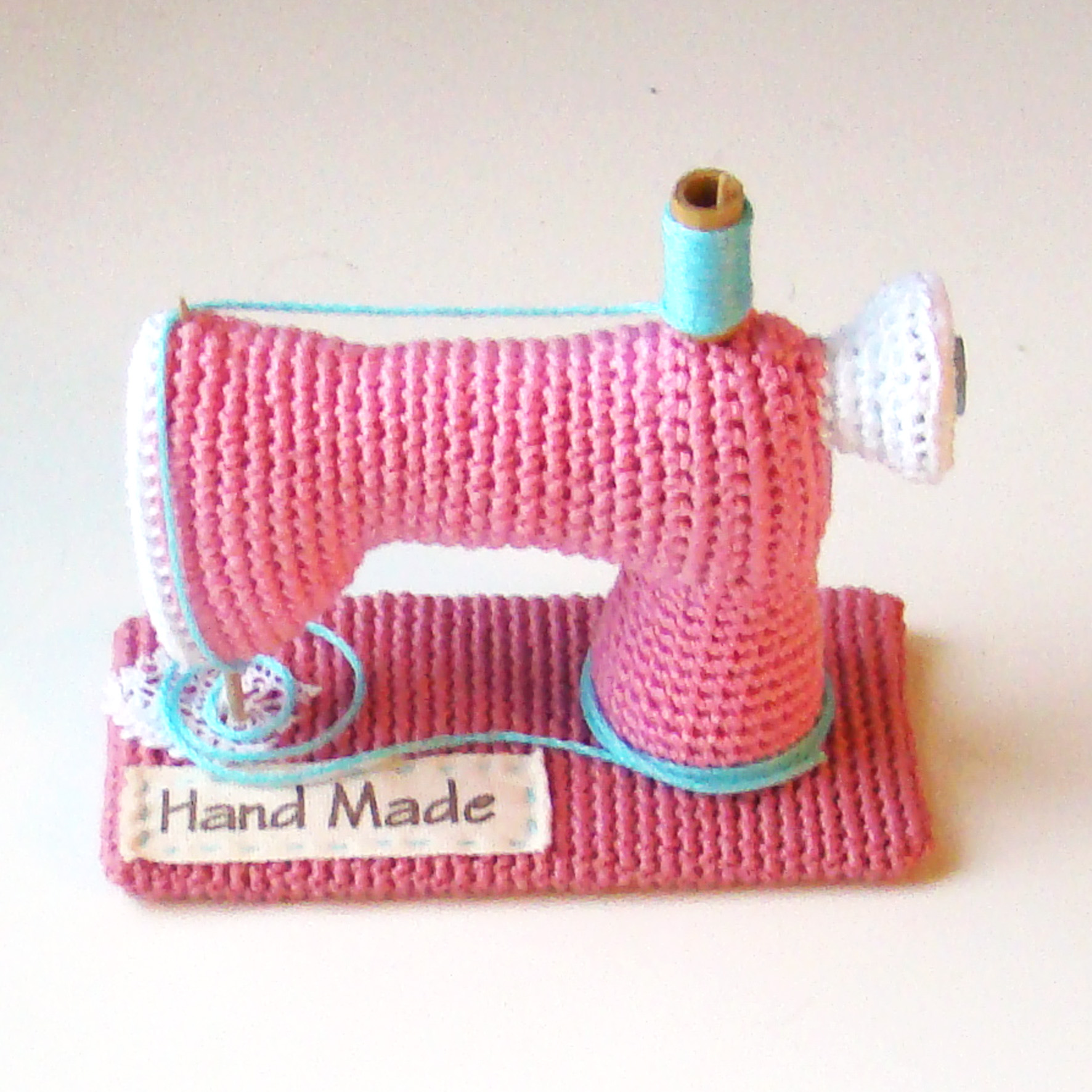 Как сшить игольницу для швейной машинки