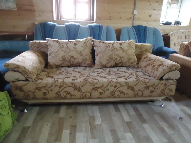 Можно узнать подробнее про диван системы аккордеон.  Металлокаркас или деревянный, есть ящик д.белья, делаете ли...