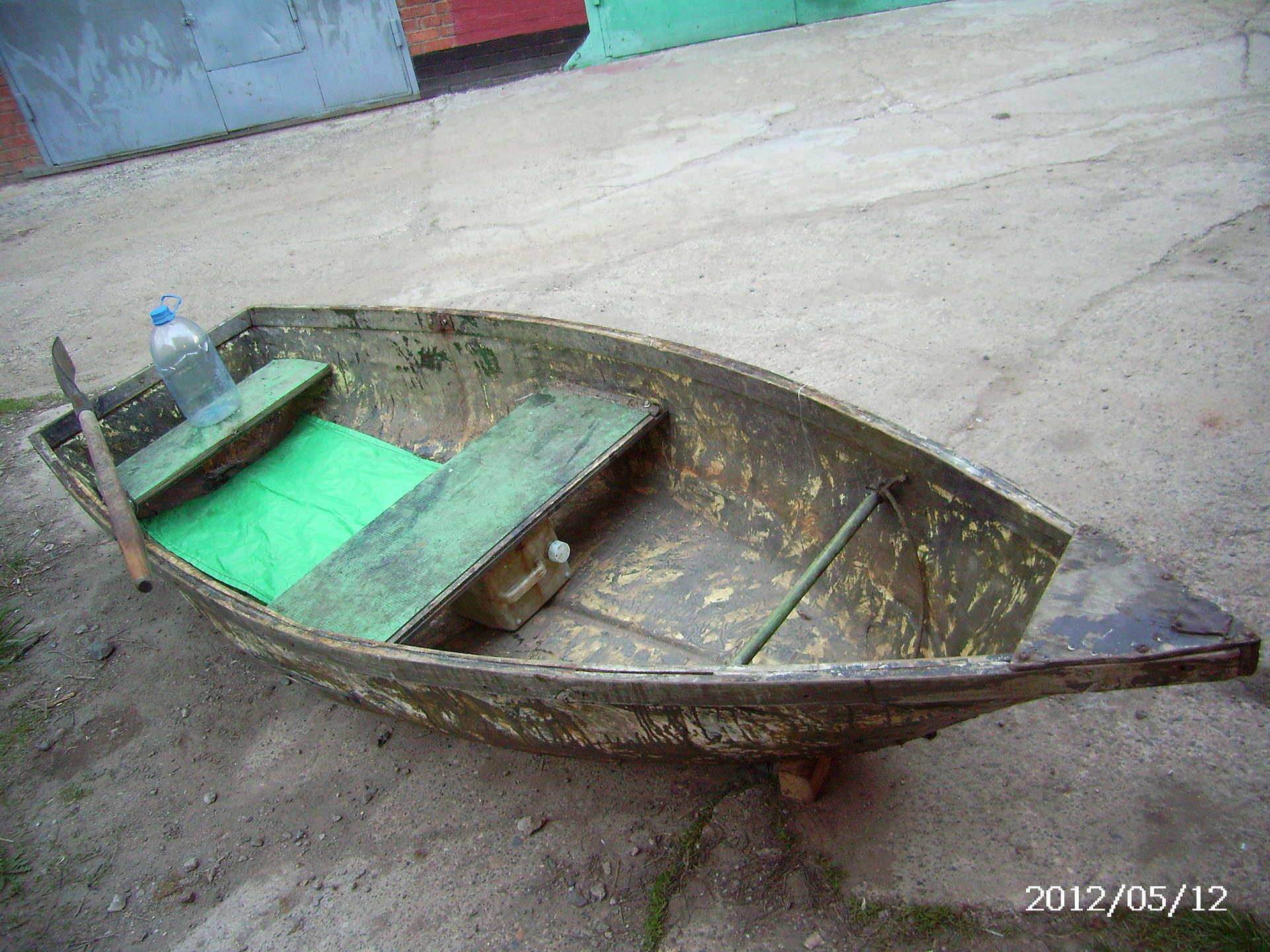 основа лодки это