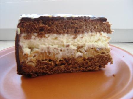 интересный вкусный торт рецепт