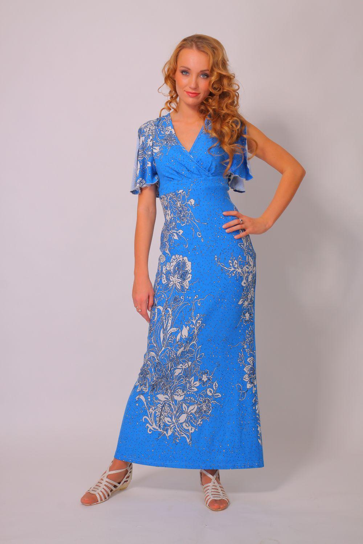 Голубое платье во сне 5
