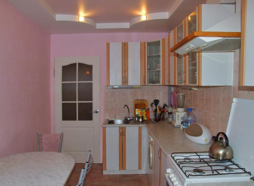 Ремонт кухни с балконом 9 кв м..