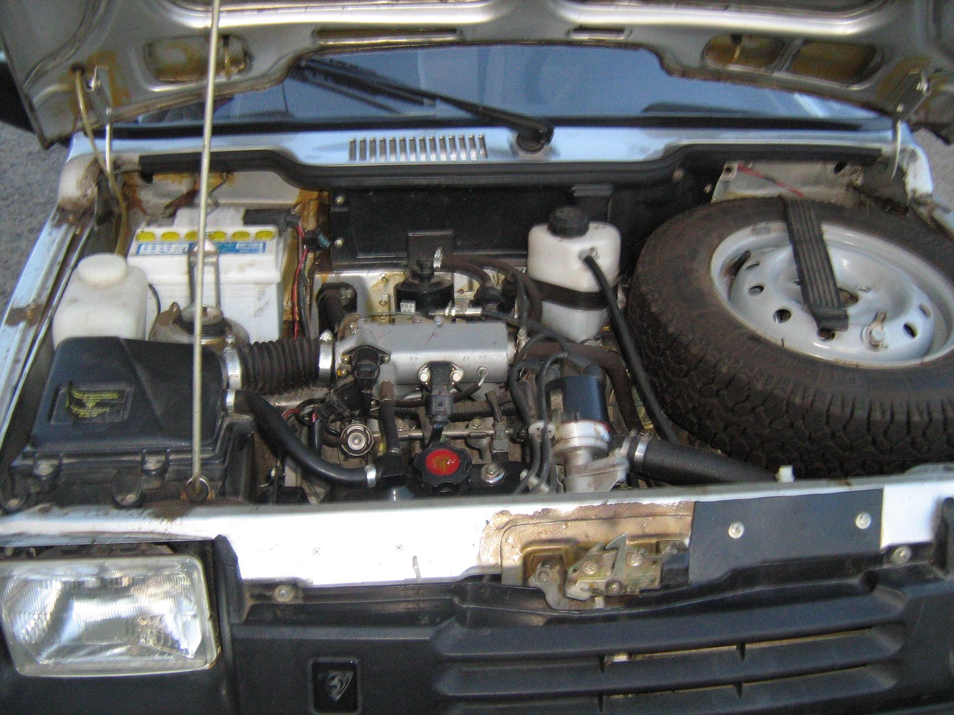 Особенности капитального ремонта ДВС автомобиля Ока 39