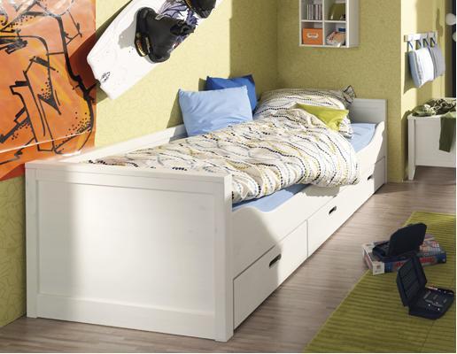 кровать для подростка с ящиками - каталог мебели 2013 года.