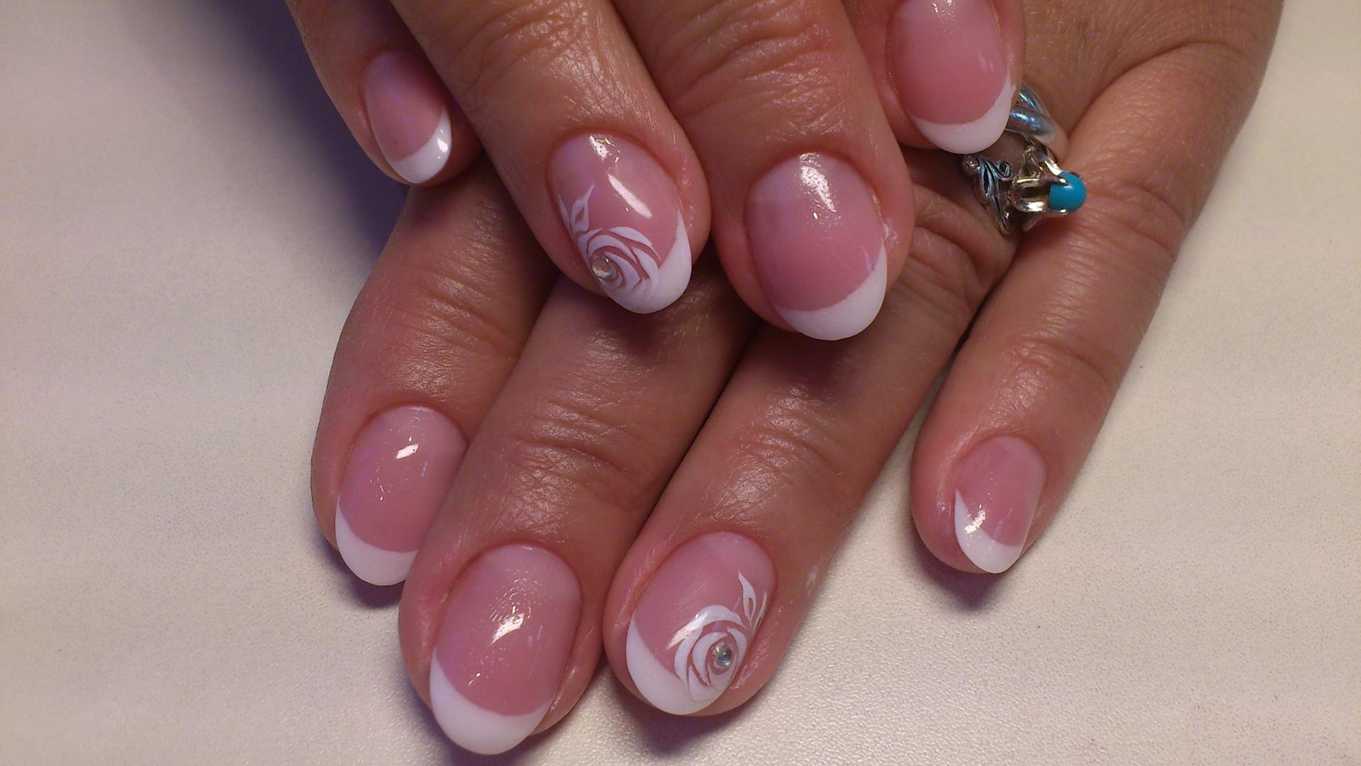 Гель-лак для ногтей фото работ на своих ногтях