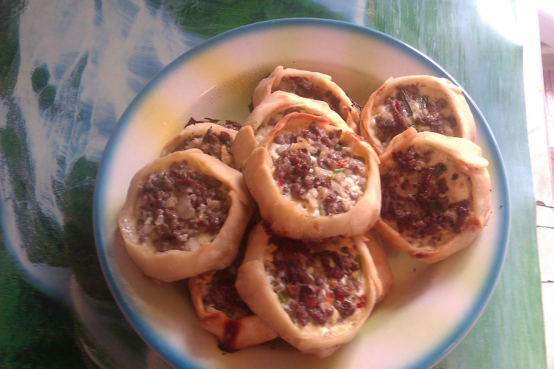 Жареные пирожки с ливером рецепт с фото Волшебная Eда. ру 49