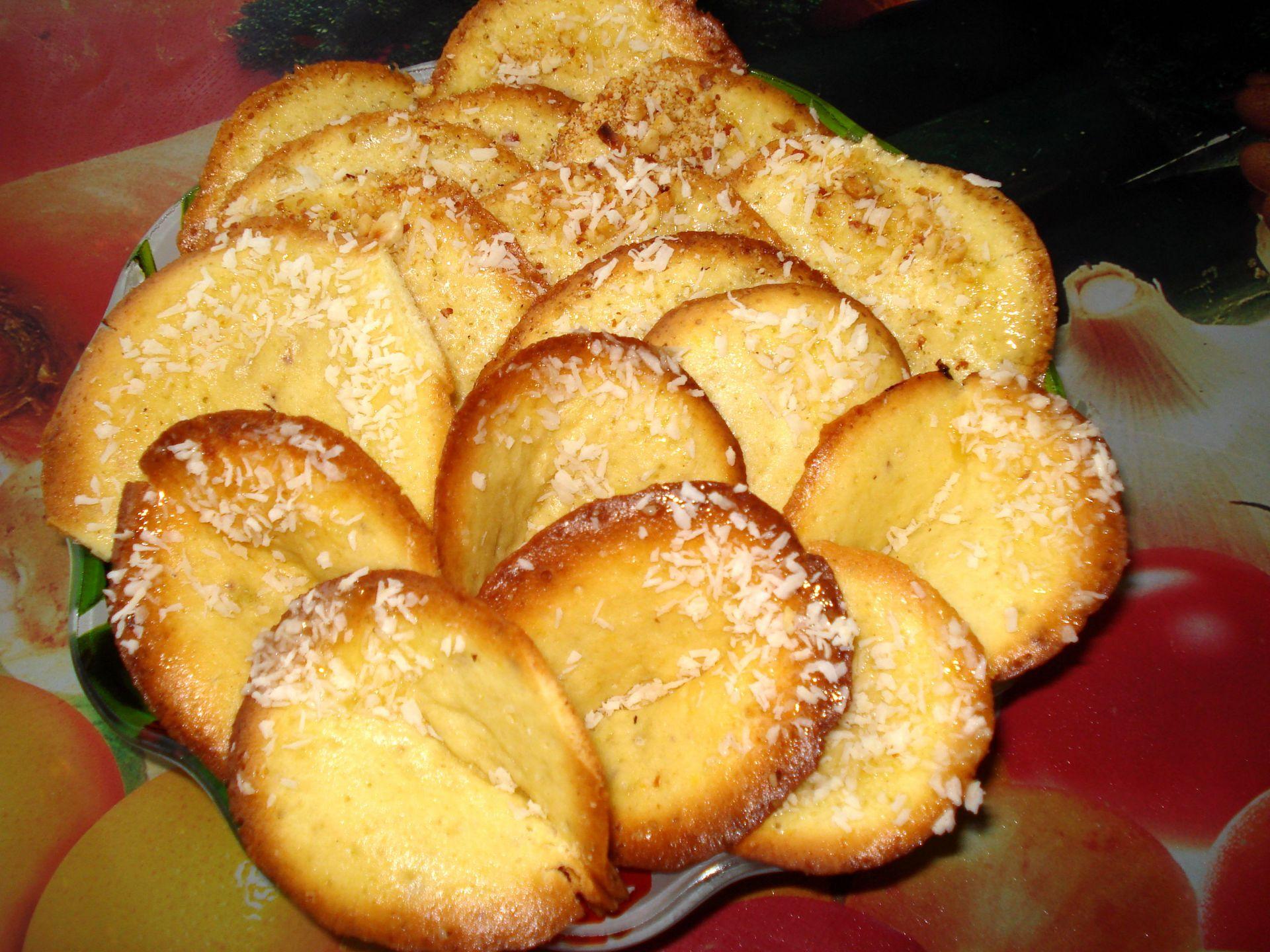 Печенье Ушки из готового слоеного теста в домашних условиях 68