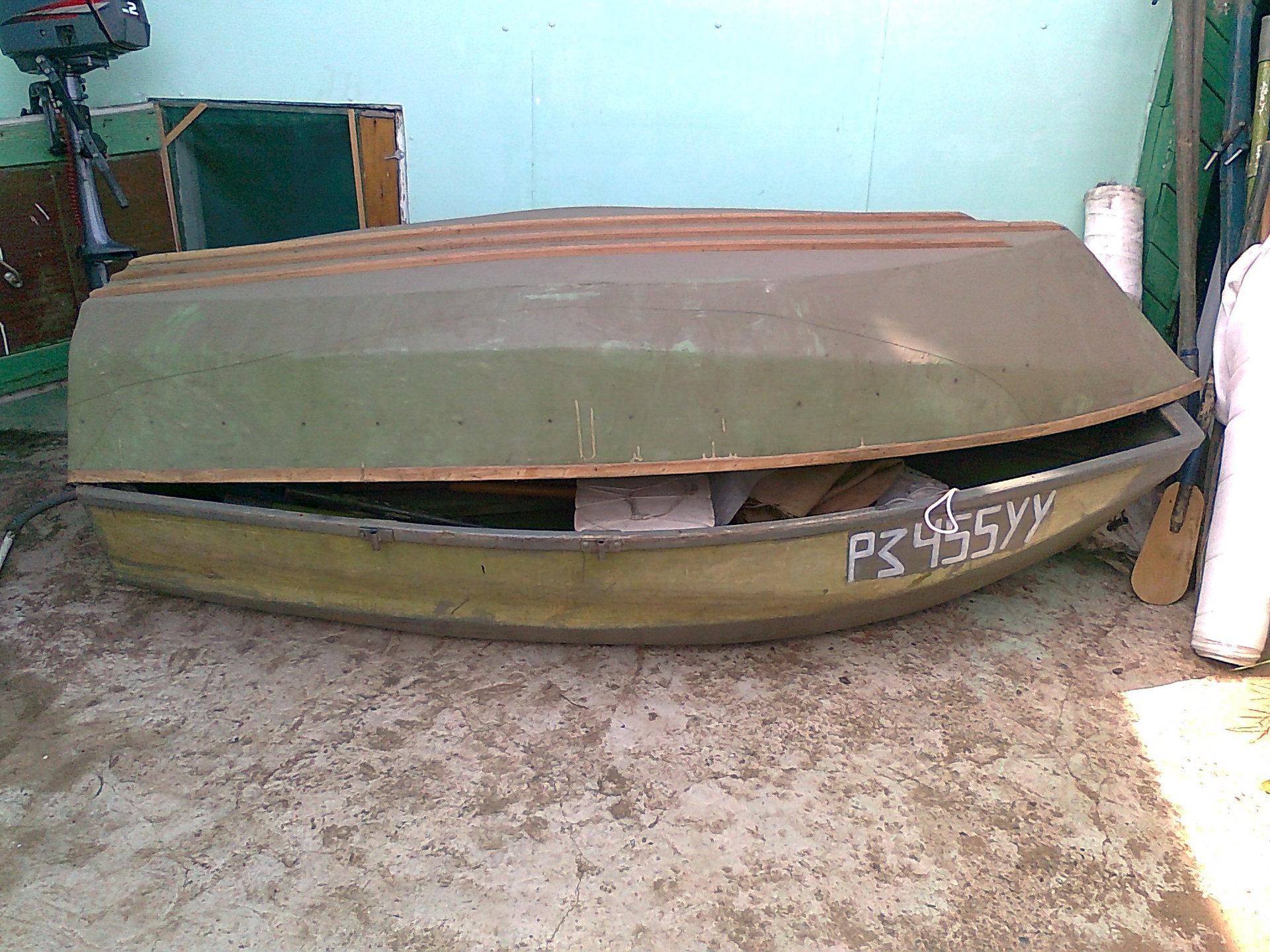 Ремонт лодок из стеклопластика. Правила покраски 22