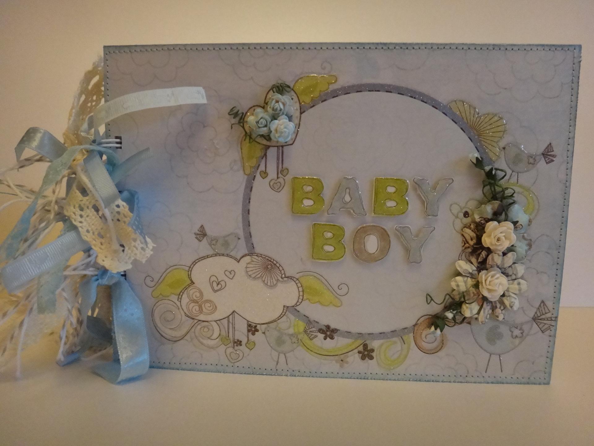 Фотоальбом для новорожденного своими руками мастер класс фото
