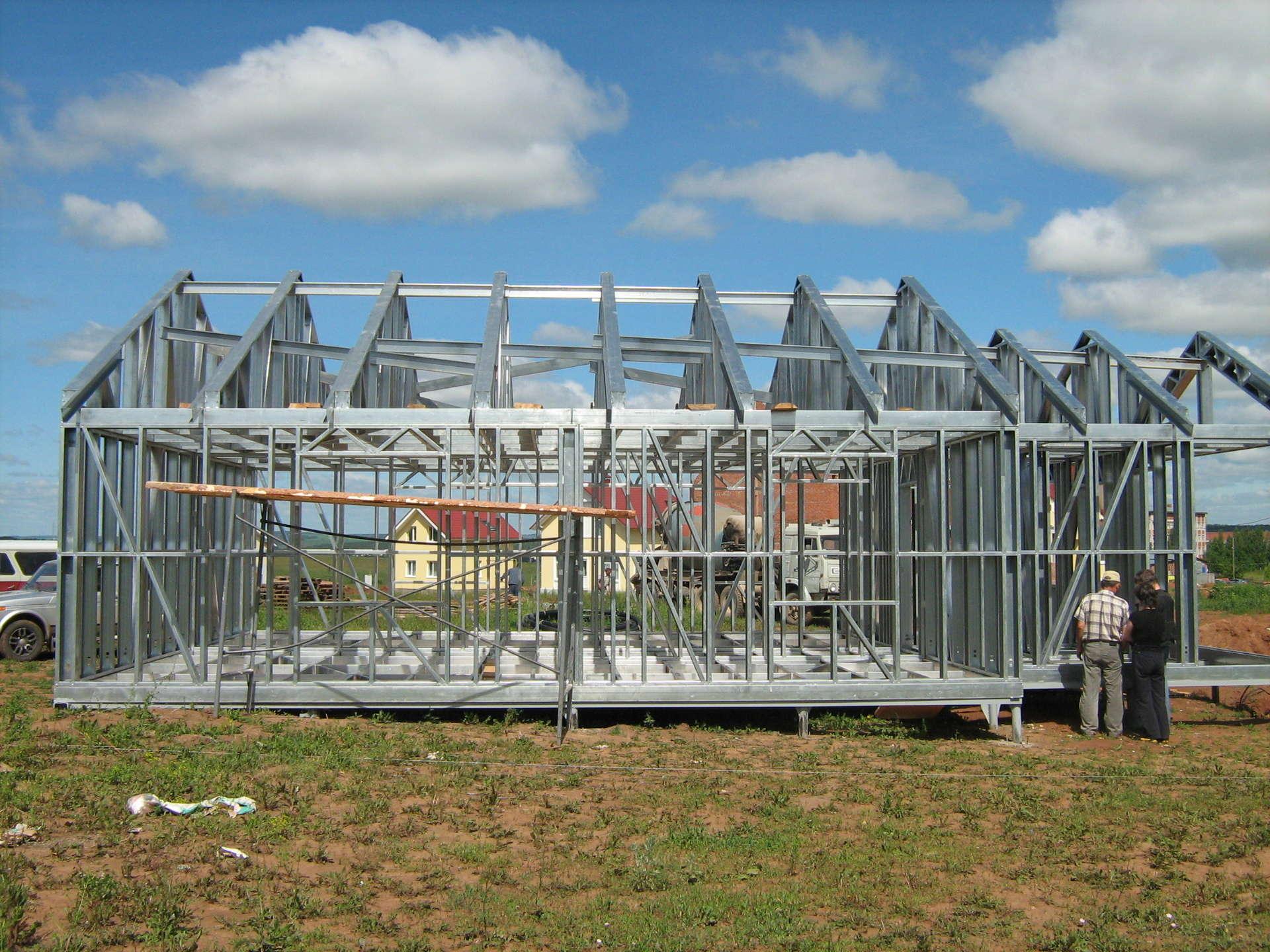 Построить дом из лстк своими руками 33