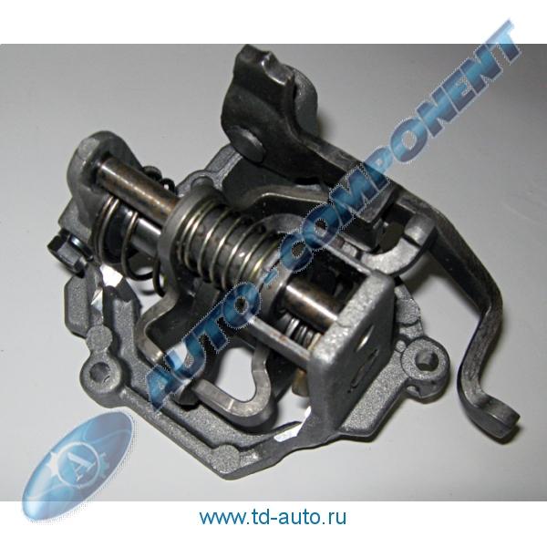Фото №16 - механизм выбора передач ВАЗ 2110