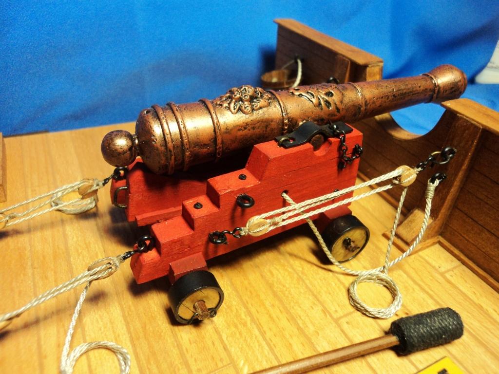 Старая пушка своими руками 8
