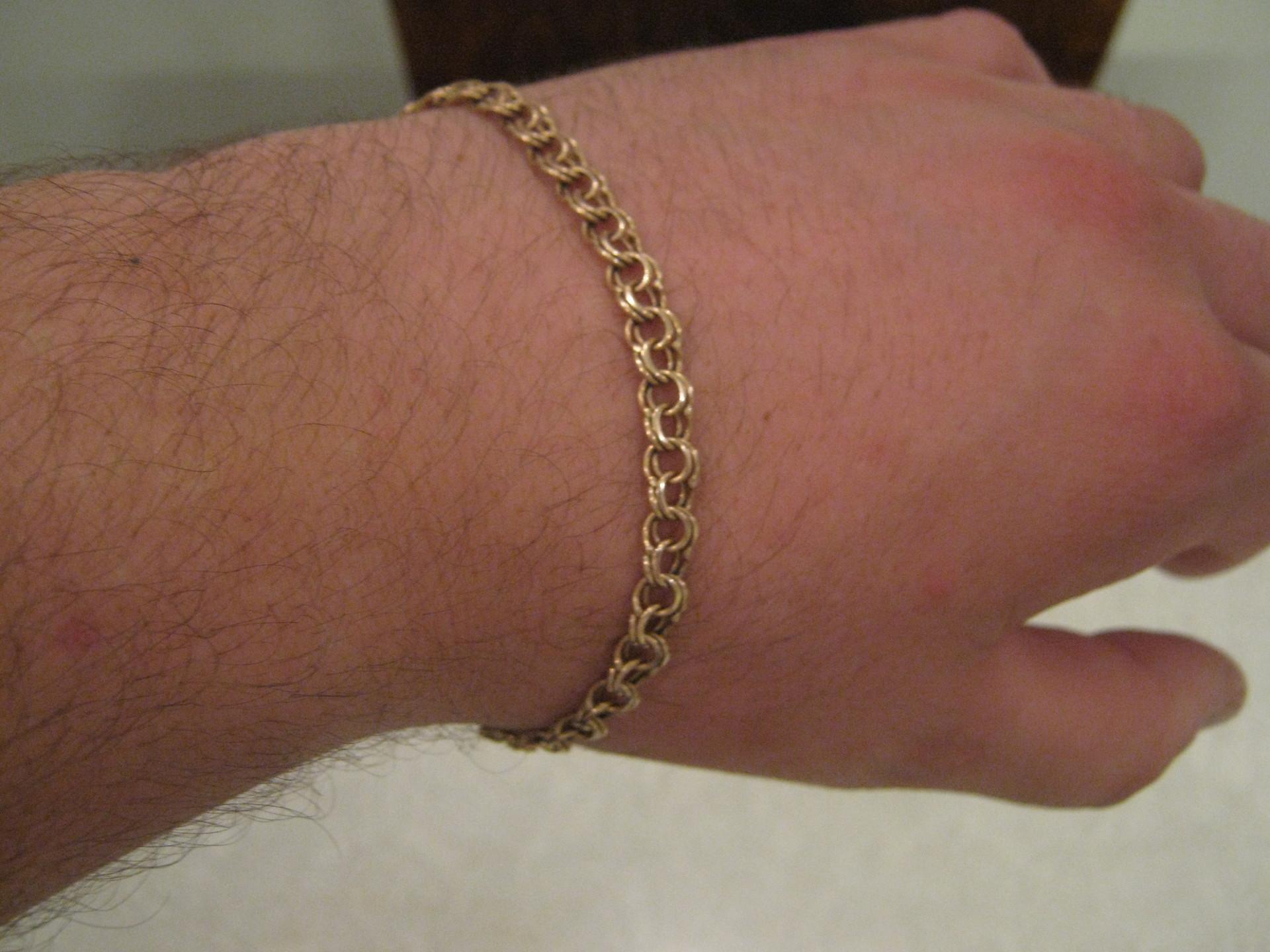 Золотые браслеты 7 грамм