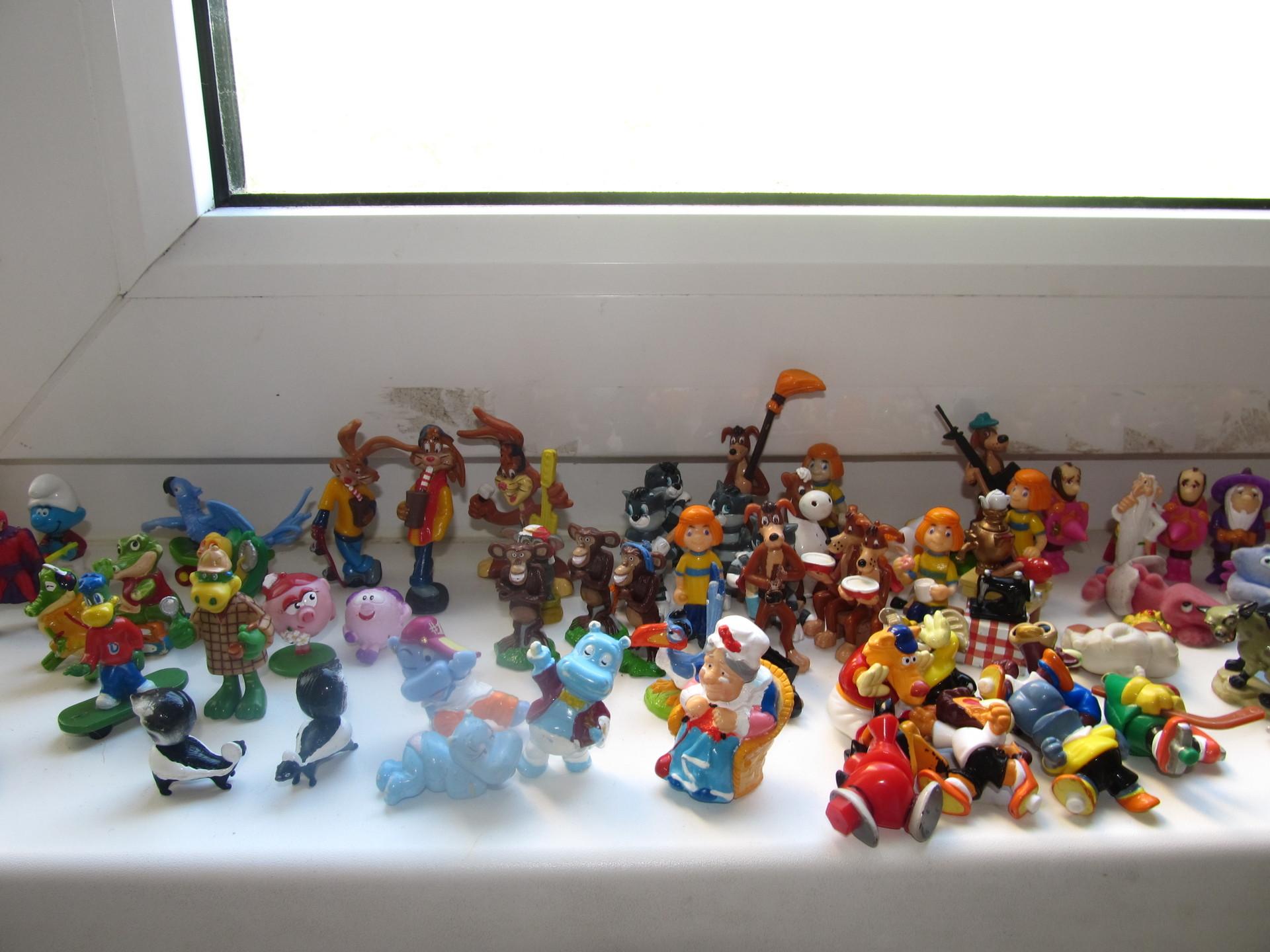 Дом для игрушек из киндера сюрприза своими руками 8
