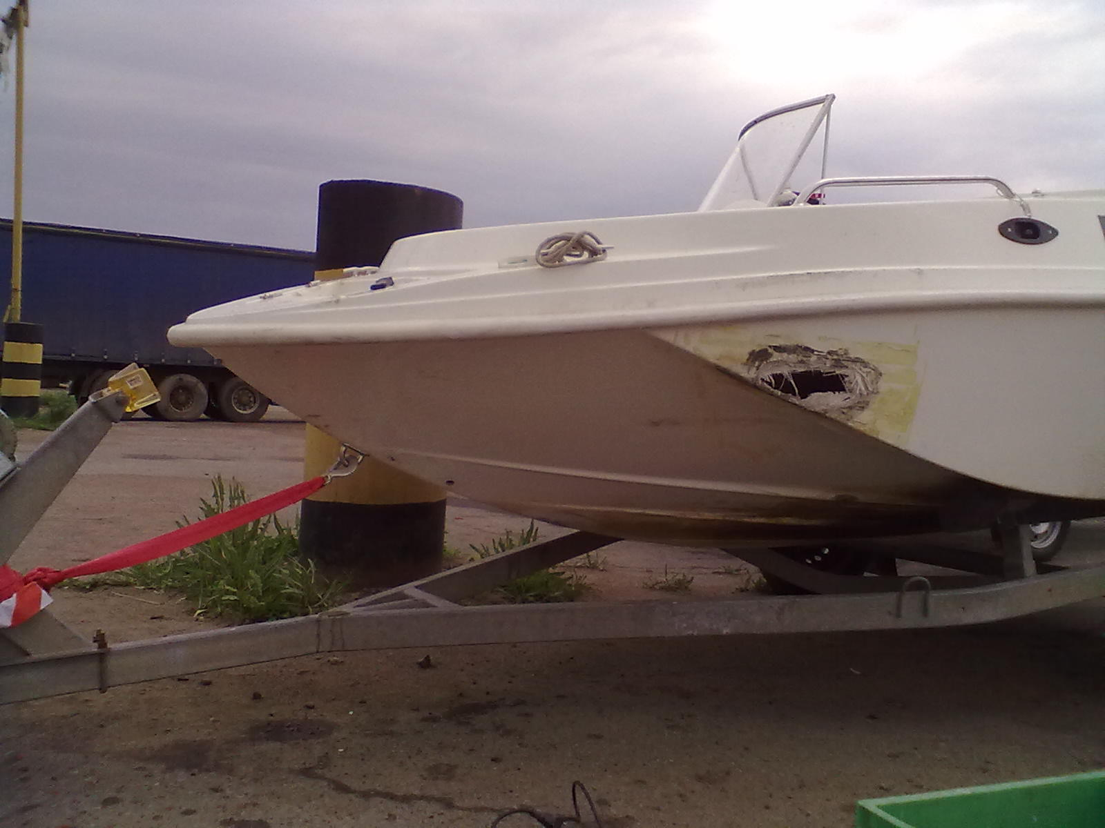 Лодка из углеволокна своими руками