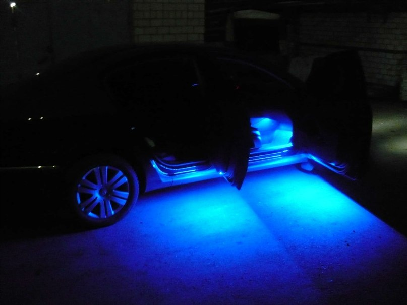 Для авто подсветка своими руками 14