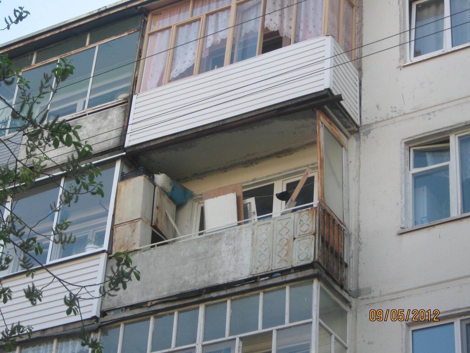 Застеклить балкон серия и522. - дизайны балконов - каталог с.