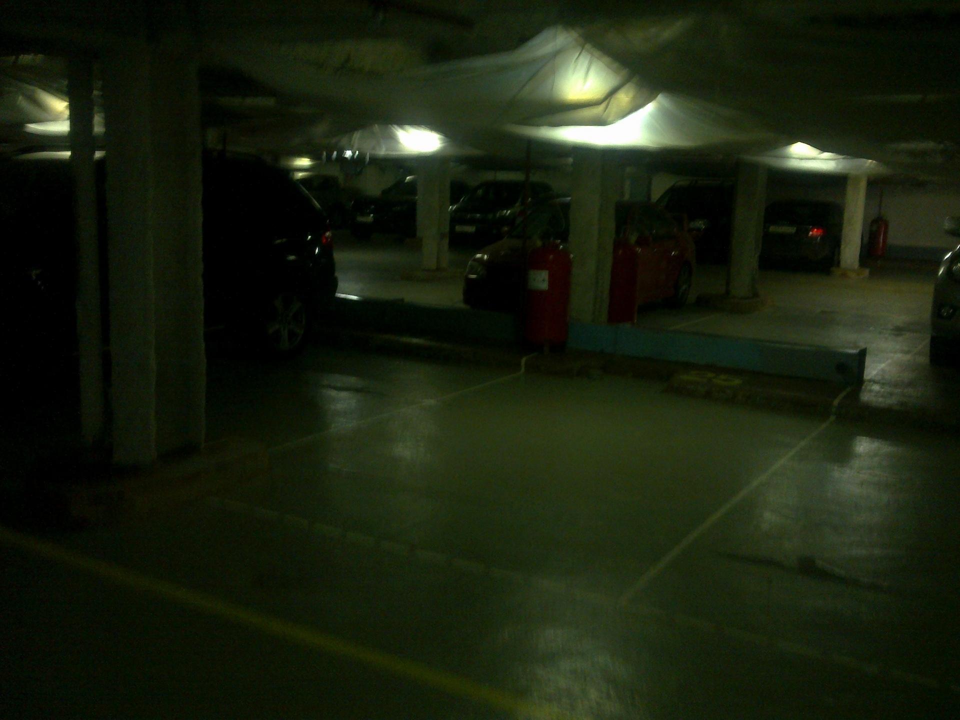 Трахнул в подземной парковки 7 фотография