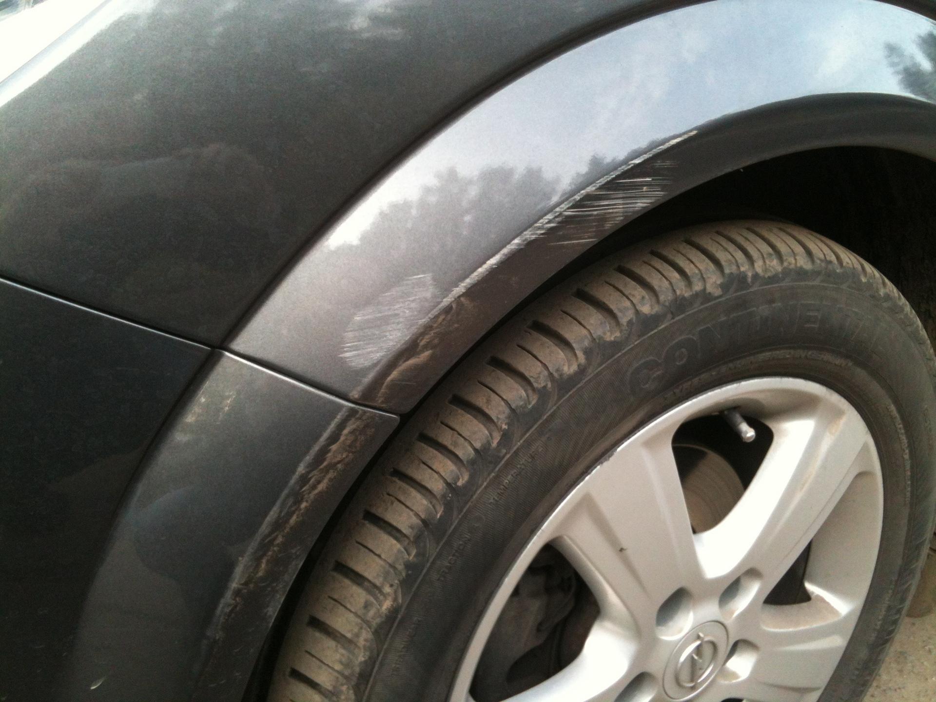Как удалить царапины с автомобиля: карандаш для удаления 82