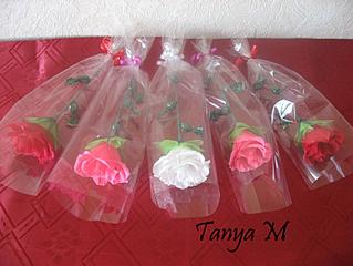 Конфеты из роз своими руками