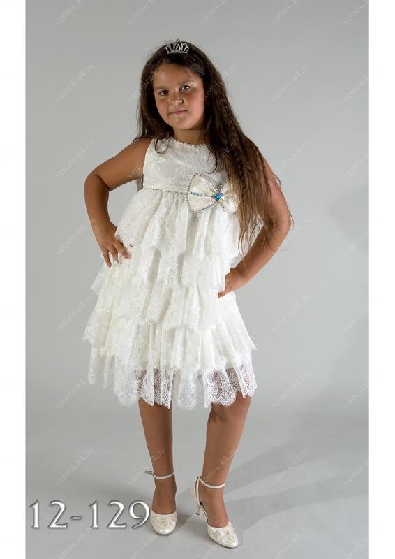 Детские платья для полных девочек