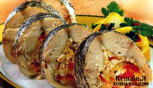 Вторые блюда из щуки рецепты с фото