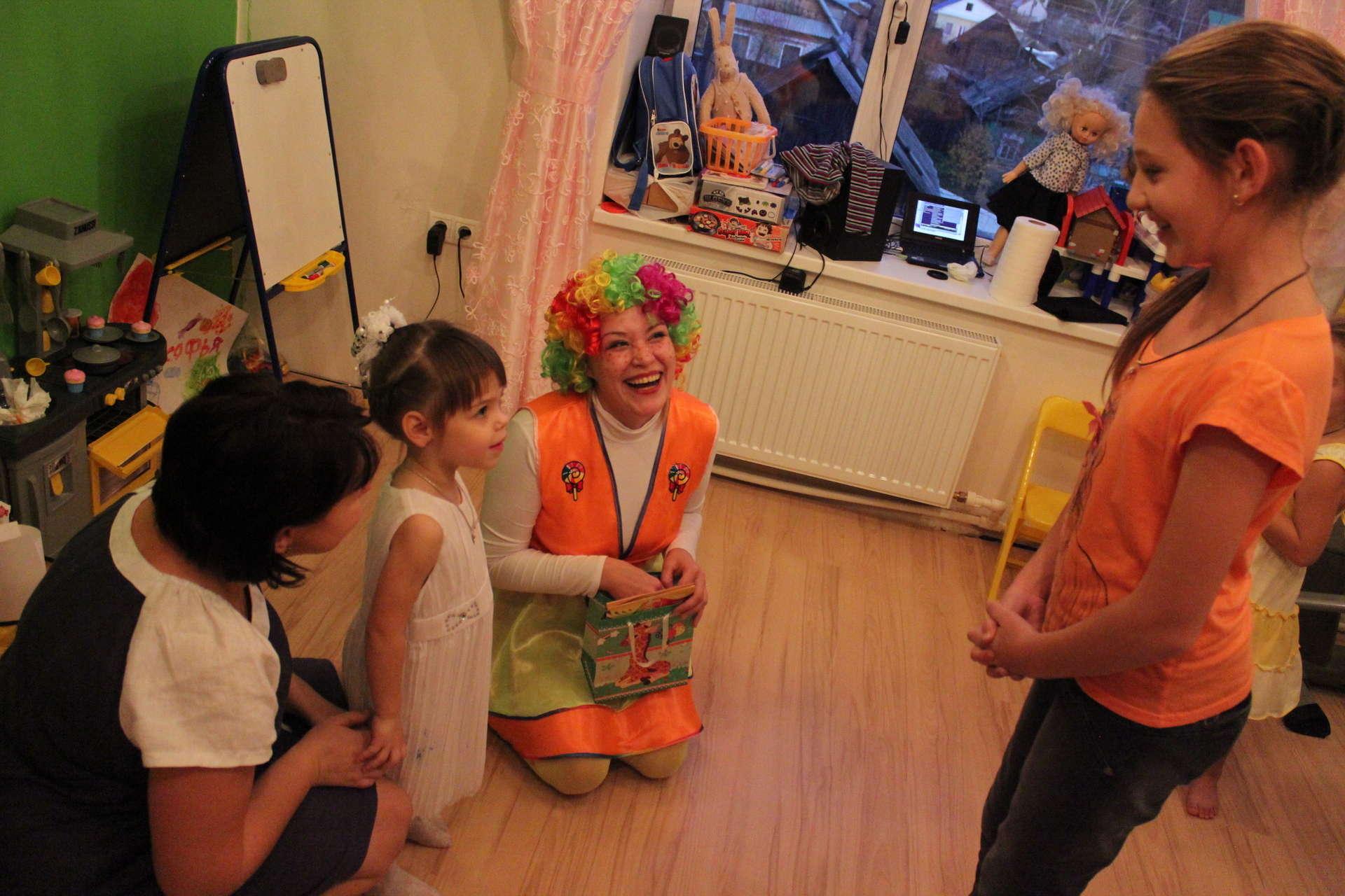 вегас детский праздник 1июня