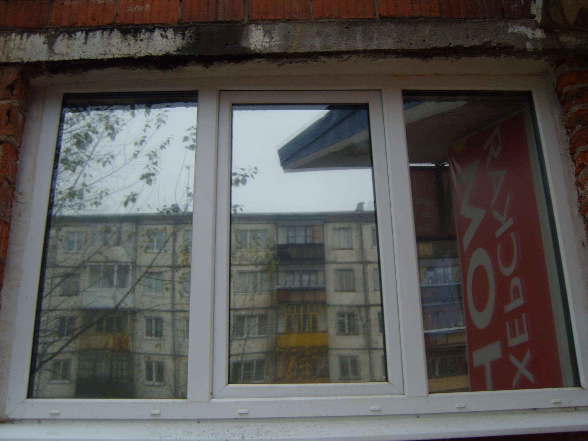 Зеркальное тонирование балконов, лоджий,окон - марковские фо.