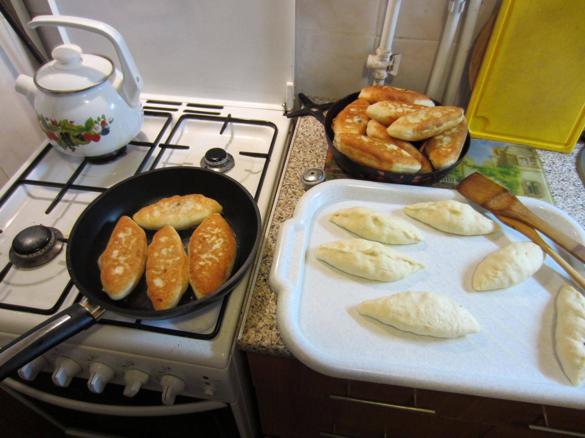 рецепт кефирного пирога с курицей