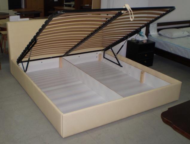 Сделать кровать с подъемным механизмом своими руками фото 16