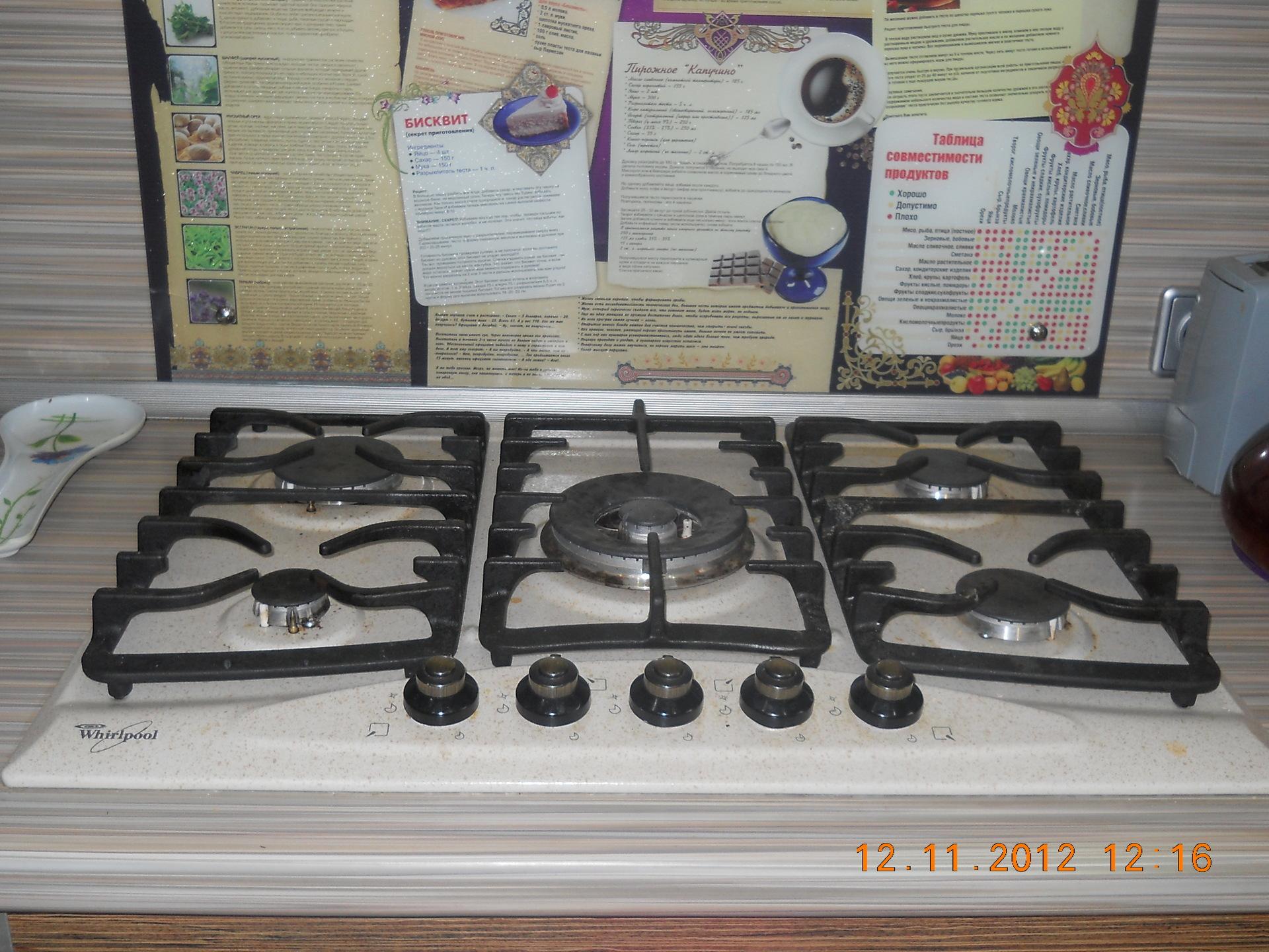 инструкция по установке на русском языке електрических варочных поверхностей горенье