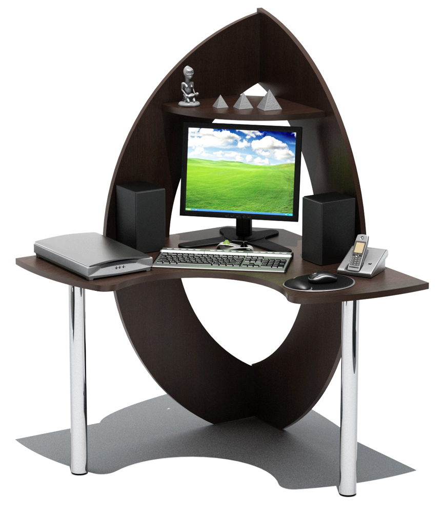 Компьютерные столы - Капитон мебель - интернет