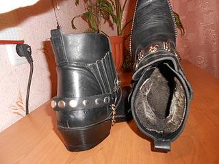 Ботинки Казаки