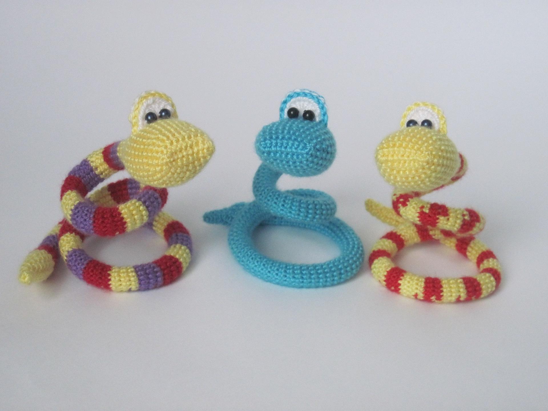 Змейки своими руками с 71