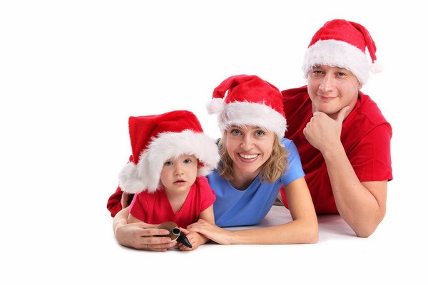 Костюмы на новый год для всей семьи