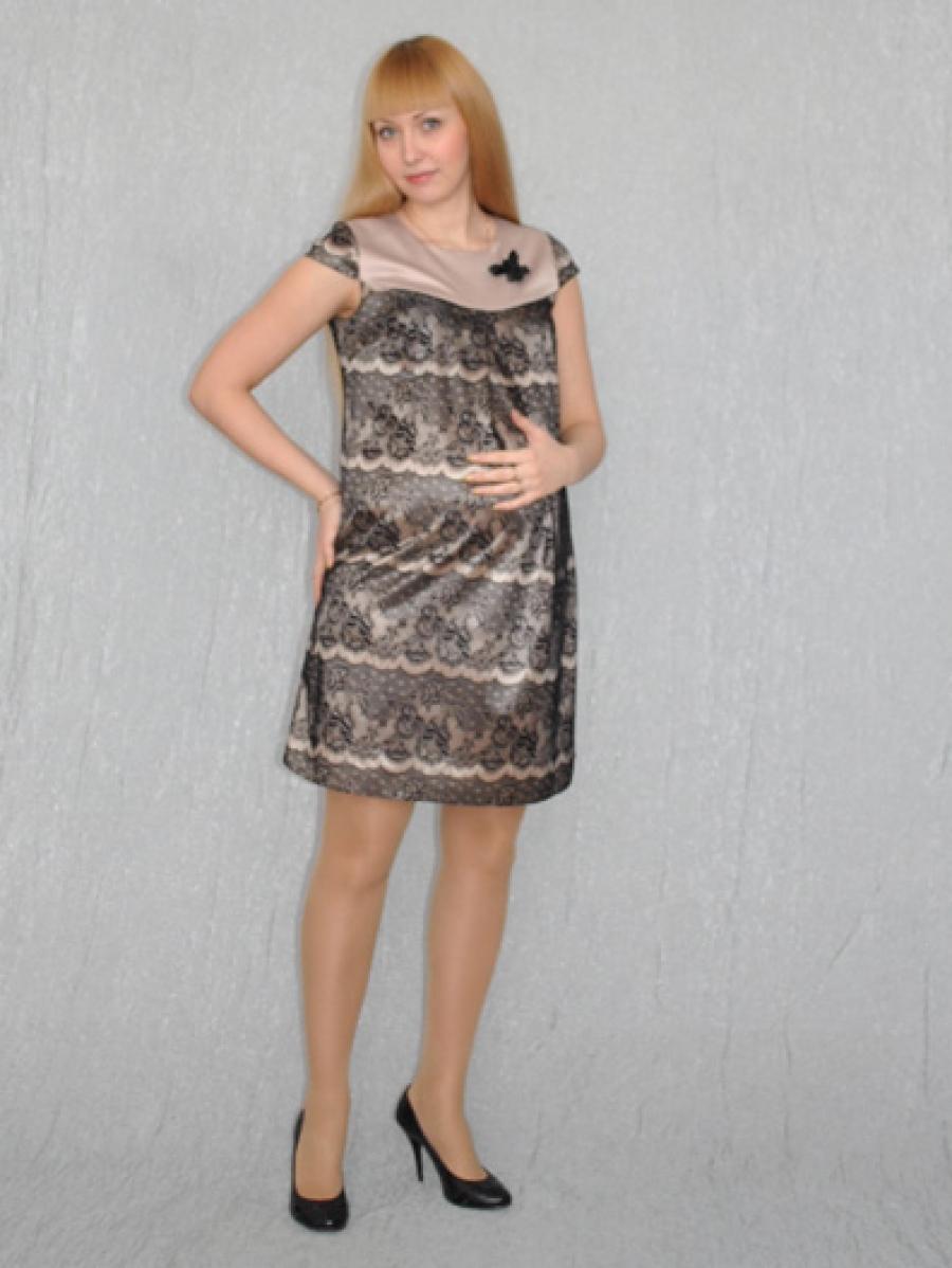 Нарядные платья для беременных фото 8