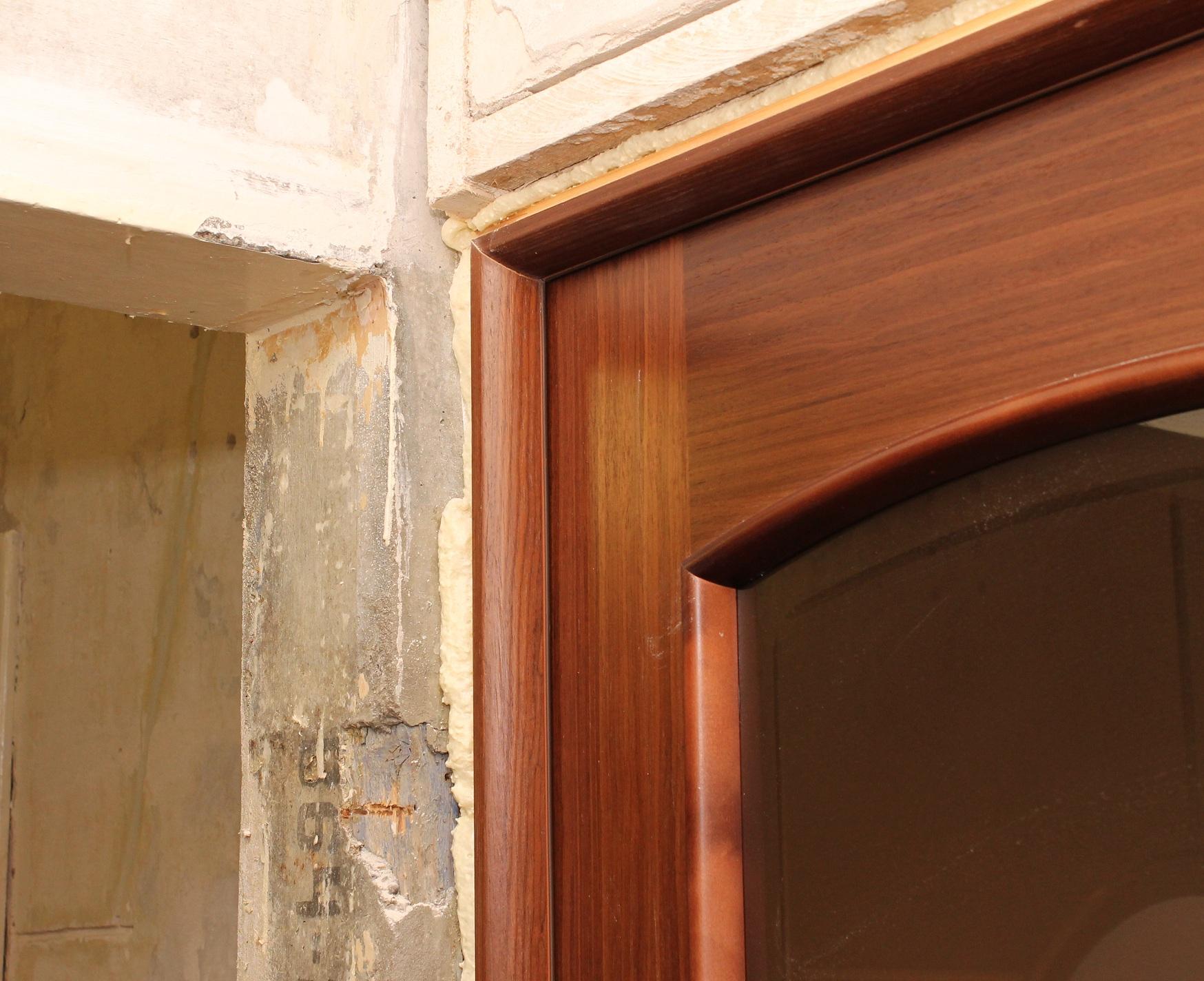 Установка дверей своими руками с нуля. Пошаговый мастер класс 72