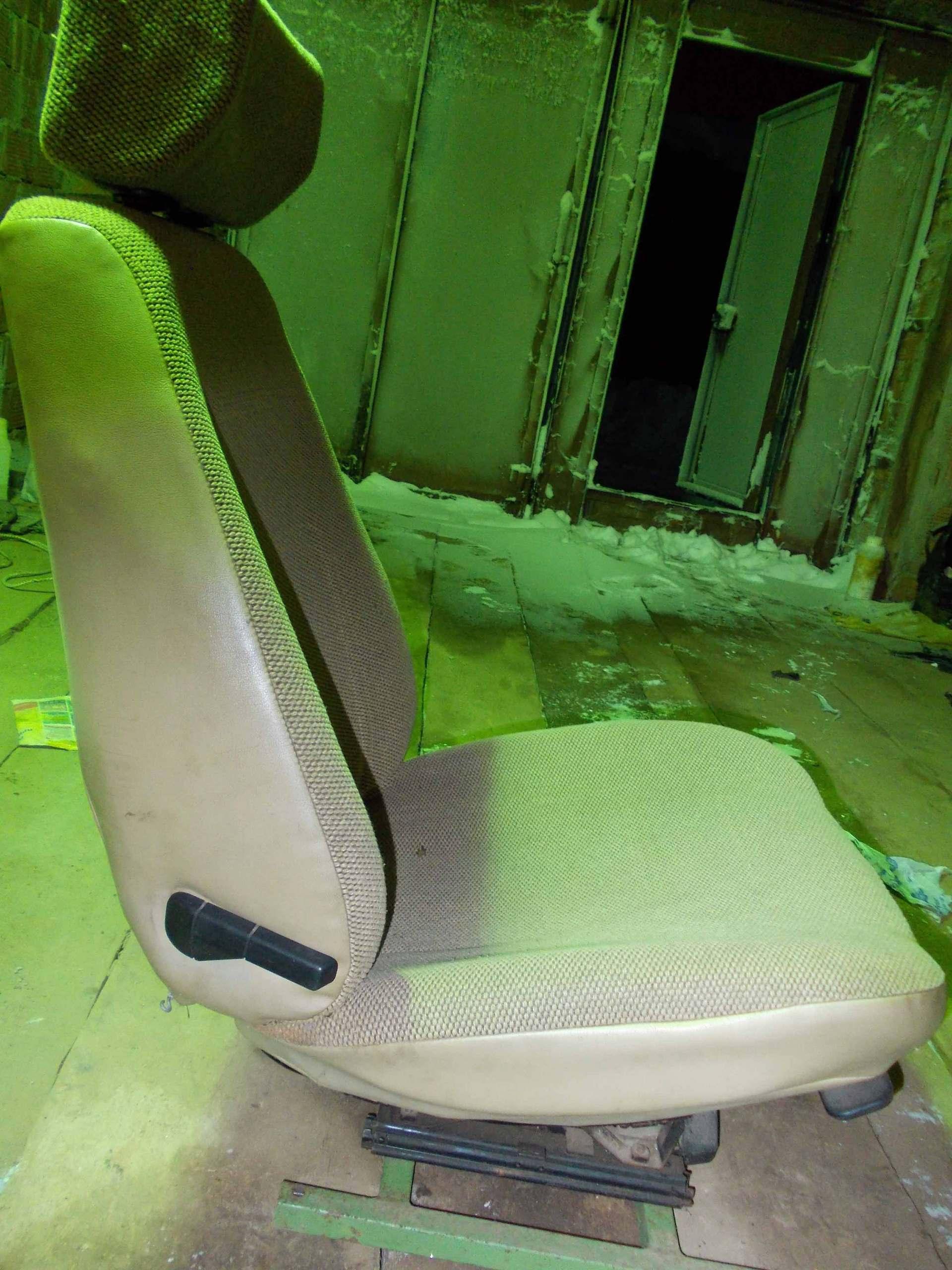 Как сделать водительское кресло своими 617