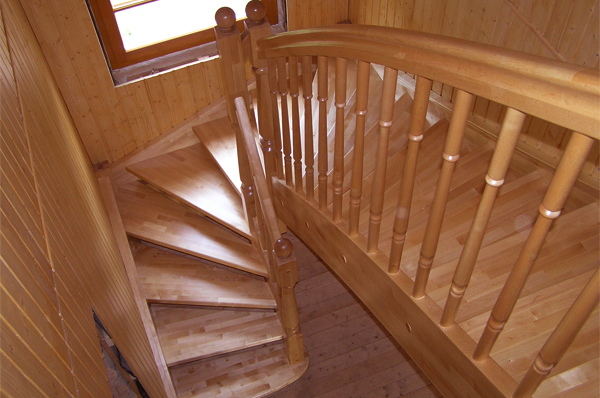 Проекты лестниц своими руками фото