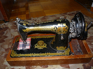 Цена Швейной Машинки Зингер Старого Образца 1937 - фото 7