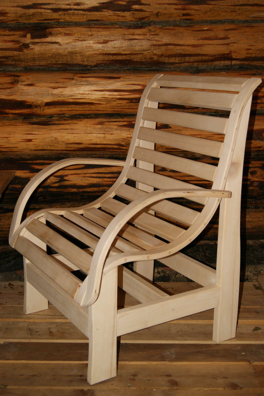 Как сделать кресло для бани своими руками фото 700