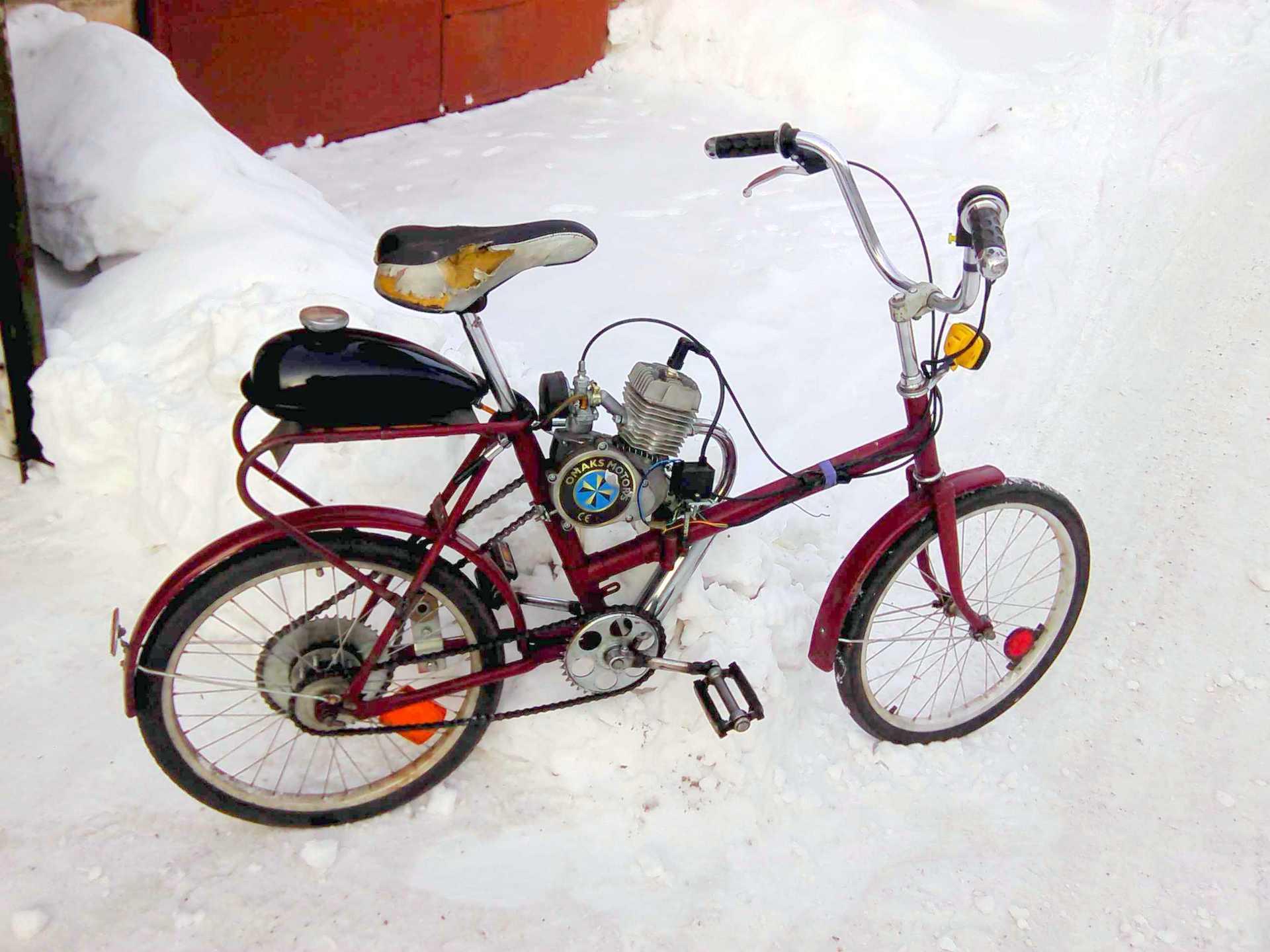 Электродвигатель для велосипеда своими руками 19