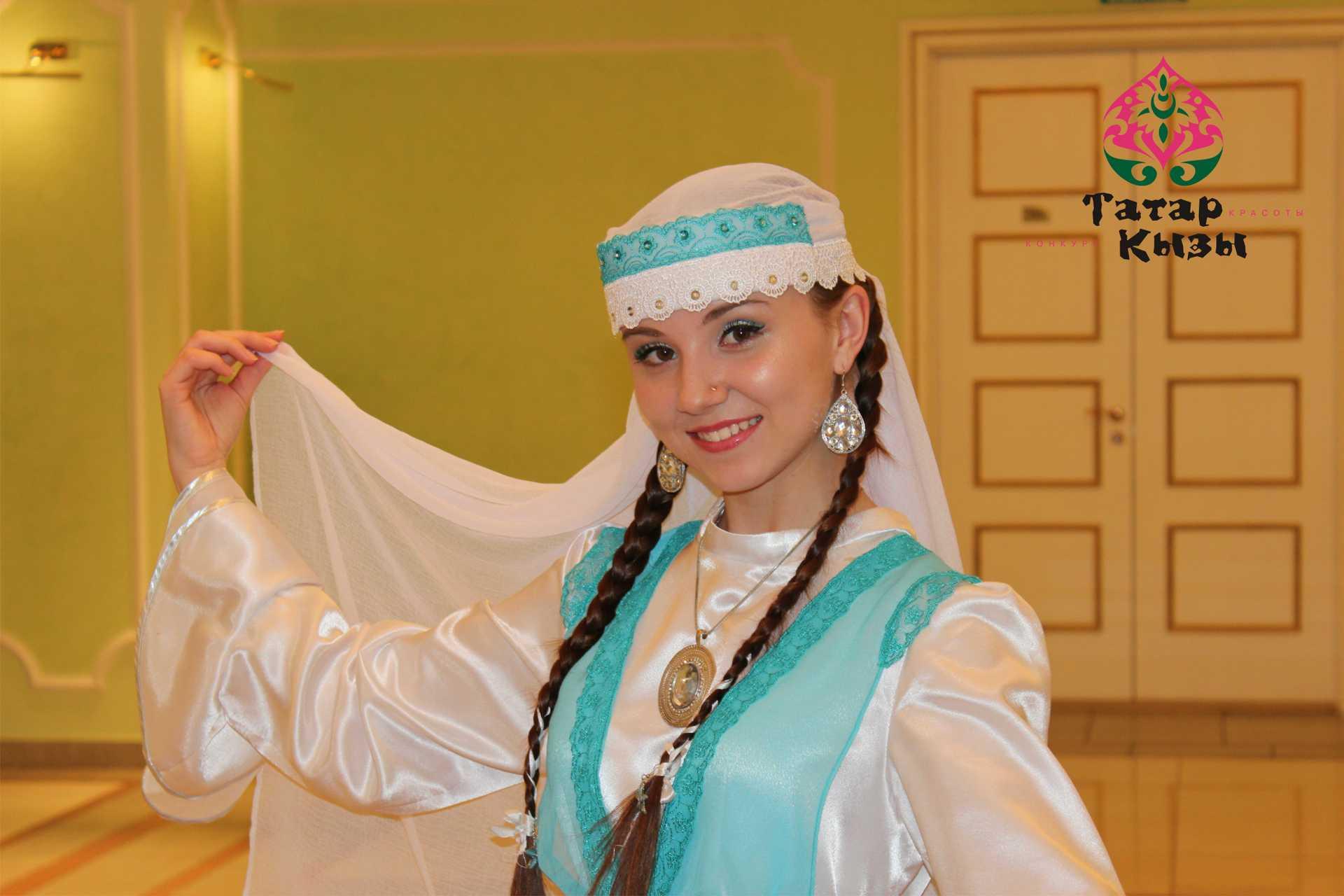 Фото девушек стройных татарочек 4 фотография