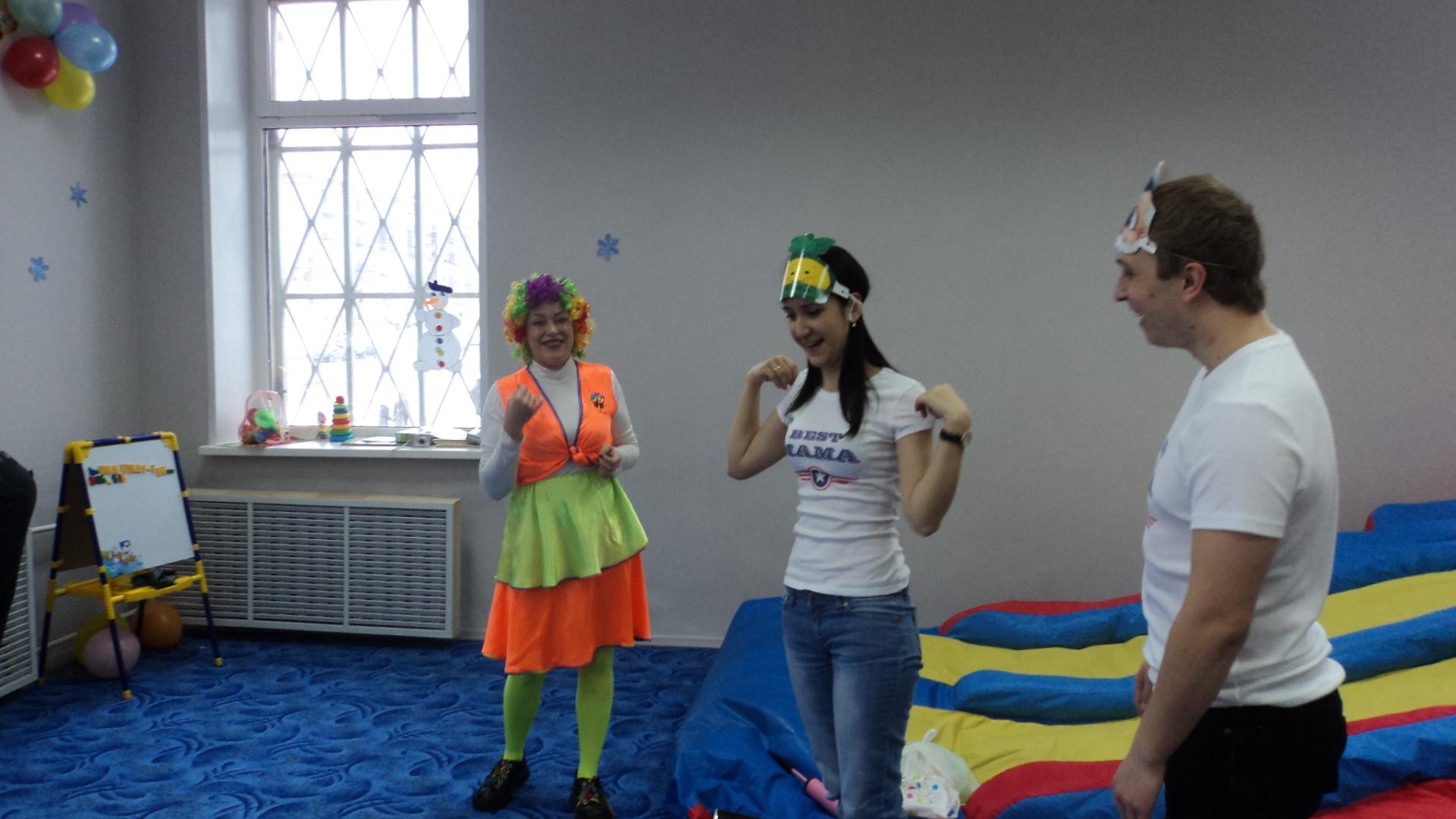 детский праздник в бассейне видео просмо