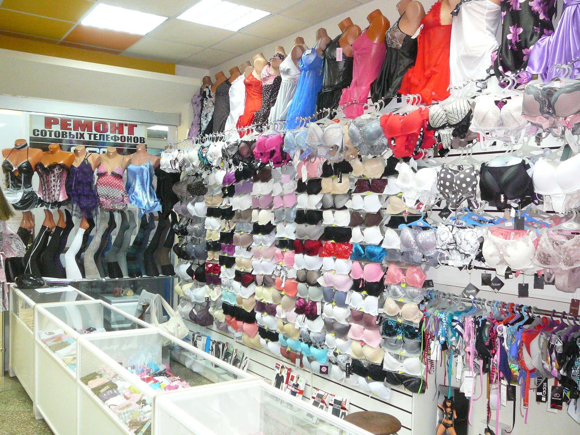 Магазин нижнего белья Москва