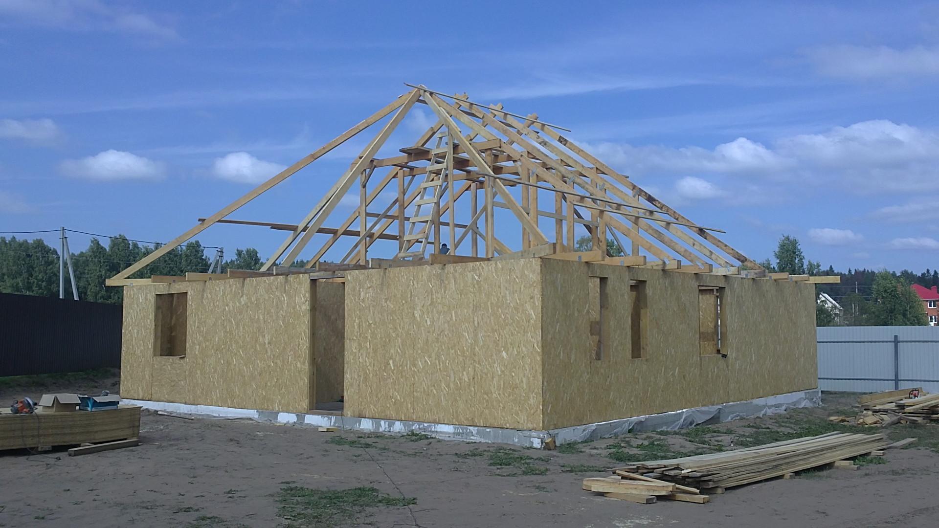 Сколько стоит построить дом своими руками в украине
